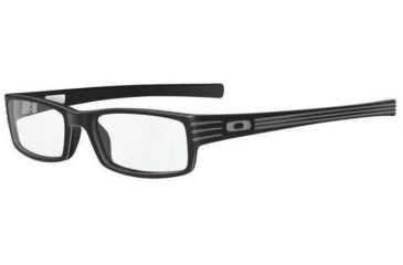 5ad57562b55 Oakley Shifter 2.0 Black Smoke Eyeglass Frames w  Blank Lenses 12-413