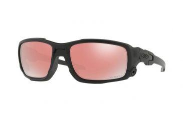 c668461305 Oakley SI BALLISTIC SHOCKTUBE OO9329 Sunglasses 932903-61 - Matte Black  Frame, TR45 Titanium