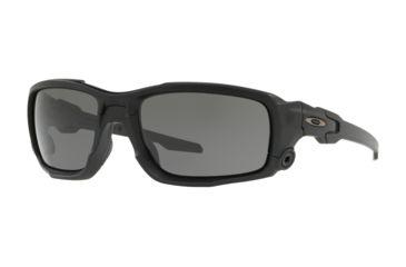 1d354d29db Oakley SI BALLISTIC SHOCKTUBE OO9329 Sunglasses 932901-61 - Matte Black  Frame
