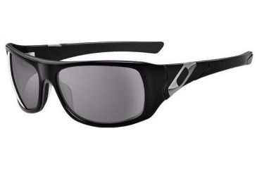280e036e8f44c Oakley Sideways Black Frame w  Grey Lenses Sunglasses 05-993