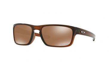 12804d29dc Oakley SLIVER STEALTH OO9408 Sunglasses 940802-56 - Polished Rootbeer  Frame
