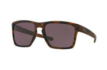 3ffffccf7a8a7 Oakley Sliver XL OO9341 Sunglasses 934126-57 - Matte Brown Tortoise Frame