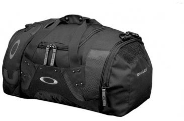 Oakley Small Carry Duffle Black 92344 001