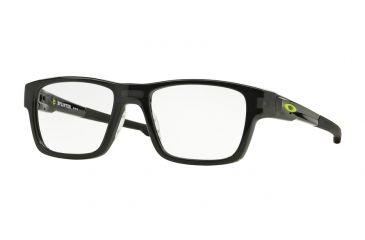 7caff63031 Oakley SPLINTER OX8077 Progressive Prescription Eyeglasses 807704-52 -  Black Ink Frame