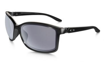4488dcaddd Oakley Step Up Sunglasses Polished Black Frame