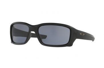e36130598ad Oakley STRAIGHTLINK OO9331 Sunglasses 933102-58 - Matte Black Frame