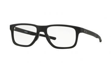09f635e8a6b Oakley SUNDER OX8123 Eyeglass Frames 812301-55 - Satin Black Frame