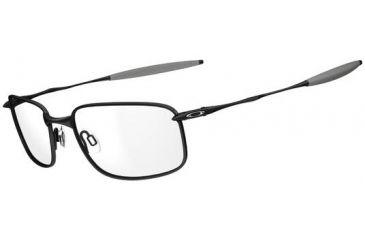 Oakley Chieftain Single Vision Rx Eyeglasses, Size 53 - Matte Black Frame OX5072-0253