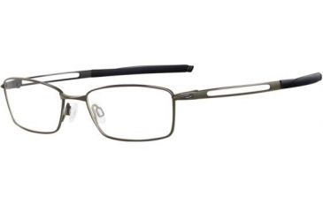 Oakley Coin Single Vision Rx Eyeglasses, Size 52 - Pewter Frame OX5071-0252