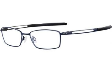 Oakley Coin Single Vision Rx Eyeglasses, Size 52 - Polished Midnight Frame OX5071-0452