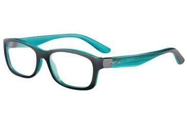Oakley Convey Single Vision Rx Eyeglasses, Size 51 - Jade Frame OX1059-0151