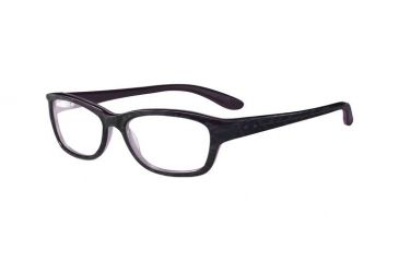 Oakley Paceline Progressive Rx Eyeglasses, Size 52 - Blackberry Magic Frame OX1067-0452