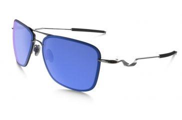 aabae6d8ef Oakley Tailhook Sunglasses Satin Chrome Frame