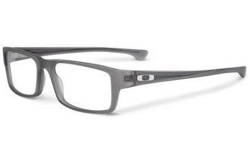 Oakley Tailspin Eyeglasses, Satin Smoke, 56.2 mm OX1099-0253