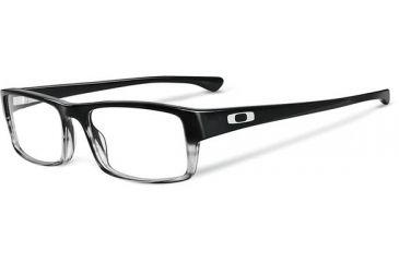 Oakley Tailspin Eyeglasses, Black Fade, 56.2 mm OX1099-0653