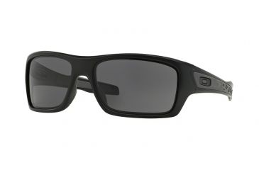 0fed355550bb Oakley TURBINE OO9263 Single Vision Prescription Sunglasses  OO9263-926301-63 - Lens Diameter 63