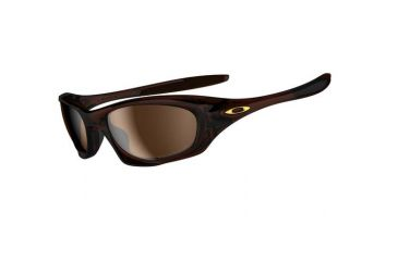 Oakley Twenty Sunglasses, Polished Rootbeer Frame, Bronze Lens, Polarized OO9157-04