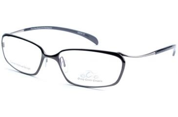 Orange County Choppers Ophthalmics OCC 010 Blue Silver Frame prescription glasses