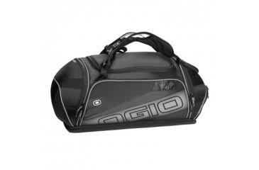 Ogio 9.0 Endurance Bag, Black/Silver 112035.03