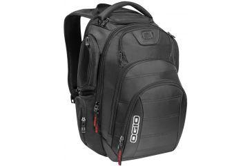 OGIO Gambit 17 Laptop Backpack, Black, Large 111072.03