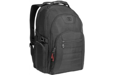 OGIO Urban 17 Laptop Backpack, Black, Large 111075.03