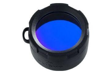 Olight Blue Filter for M30 Series LED Flashlights, Blue OLIGHT-M30-BLUE-FILTER
