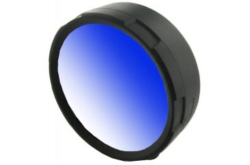 Olight Blue Filter for SR91 LED Flashlights, Blue OLIGHT-FILTER-SR91-BLUE