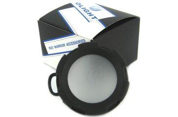 Olight Diffuser Filter for M20 Series LED Flashlights, Frost OLIGHT-M20-DIFFUSER