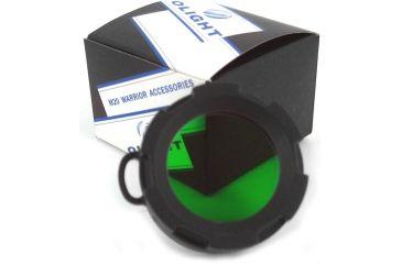 Olight Green Filter for M20 Series LED Flashlights, Green OLIGHT-M20-GREEN-FILTER