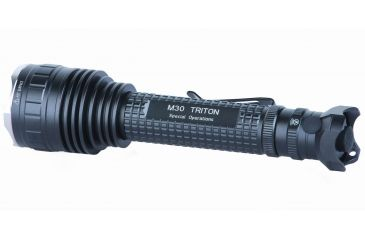 Olight M30 Triton Flashlight OM30 - Side