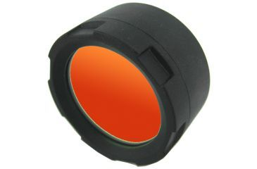 Olight Red Filter for M30 Series LED Flashlights, Red OLIGHT-M30-RED-FILTER