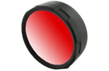 Olight Red Filter for M31, M3X,and SR50 LED Flashlights, Red OLIGHT-FILTER-M31-RED