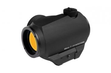 Open Box, Dealer Demo, Aimpoint Micro T-1 4 MOA NVC Red Dot Sight, Matte Black 11830