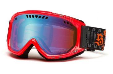 4c0ad68ebedb Smith Optics Scope Graphic Series Ski Goggle