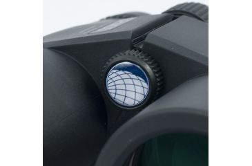 OPMOD 10x42mm Waterproof Binoculars Logo Detail