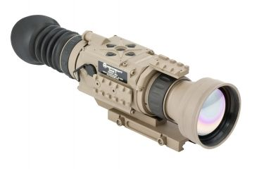 4-Armasight Zeus 336 5-20x75 Thermal Imaging Weapon Sight, FLIR Tau 2 336x256 17 um Core, 75mm Lens