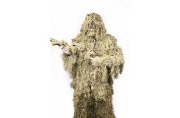 4-OPMOD SGS 1.0 Stealth Ghillie Suit Limited Edition