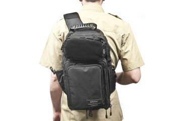 11-OPMOD MCS 1.0 Tri-Modular Multi Purpose Sling Bag w/ iPad Case