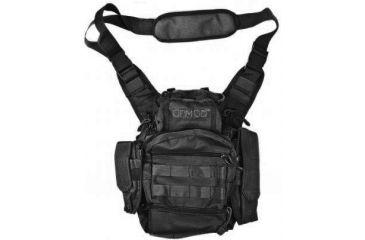 OPMOD P.A.C. 3.0 Personal Articles Carrier Bag, Black SV-SMLPKBG-OPMD-BLK02
