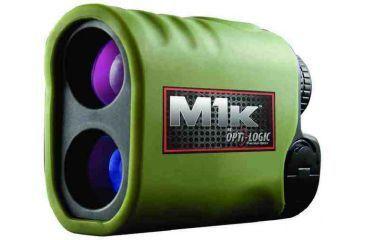 Opti-Logic 1000 m, 6X Magnification, LCD Display Laser Range Finder w/ VAC-Waterproof, MIL SPEC, Green, small M1K-TAC