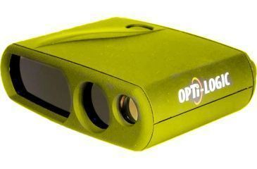 Opti-Logic 400 Yard Angle Compensated Laser Rangfinder w/ Internal LED Display, Yellow, small INSIGHT 400XTY