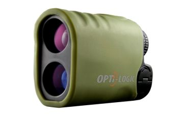 Opti Logic Onpoint Gl 6x Magnification Lcd Display Pinpoint Technology No Slope Compact Golf Rangefinder