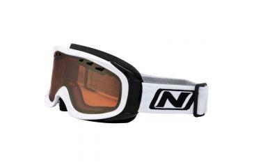 Optic Nerve Sawatch Shiny White Pc Goggle 01301 WHITE