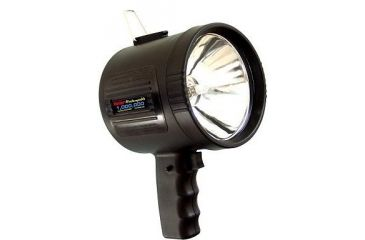 Optronics Black Recreational Spotlight w/1 Million Candle Power GR100B