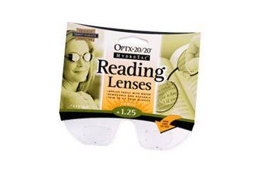 OPTX 20/20 Stick On Bifocals Lenses