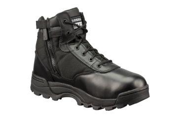 Original Swat Classic 6in. Side-Zip Boot, Regular, Black, 4 116401-04.0/EU35