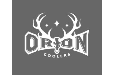 1-Orion Coolers Die Cut Logo Sticker