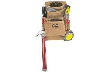 CLC Custom Leather Craft 10 Pocket Carpenterfts Nail T 201-I923X, Unit EA