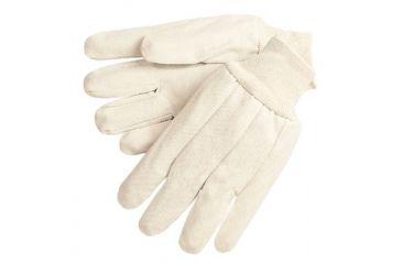 Memphis Glove 12 Oz. Canvas Gloves W/knit Wr 127-8300C, Unit PK