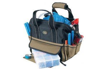 CLC Custom Leather Craft 18in Multi-compartment Tool Ca 201-1539, Unit EA